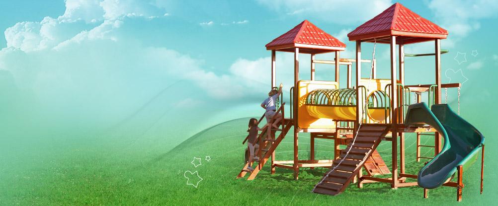 Espacio Futuro:: Juegos integrados, hamacas, toboganes, calesitas ...